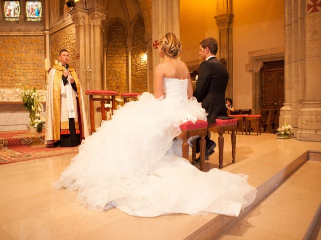 Le mariage de Alexandre et Rosalie à Lyon, Rhône 45