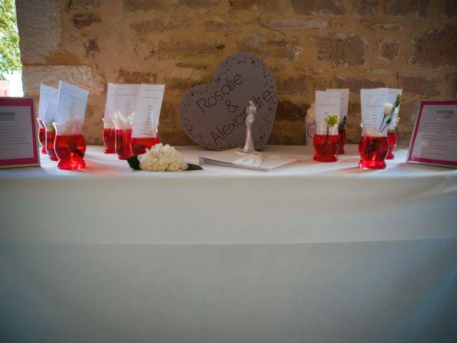 Le mariage de Alexandre et Rosalie à Lyon, Rhône 58