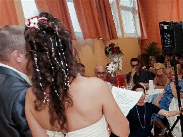 Le mariage de Delphine et David à Boscamnant, Charente Maritime 9