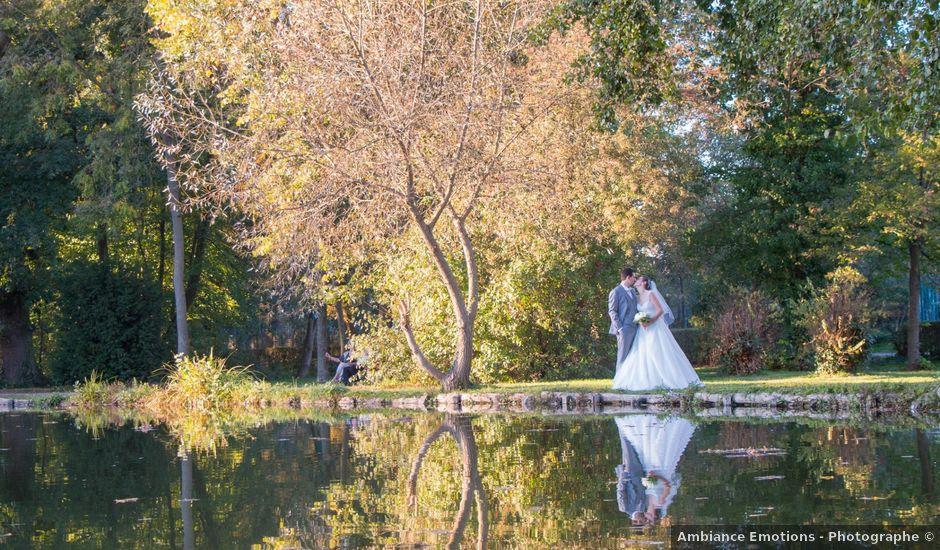 Le mariage de LoÏc et Lise à Bischoffsheim, Bas Rhin