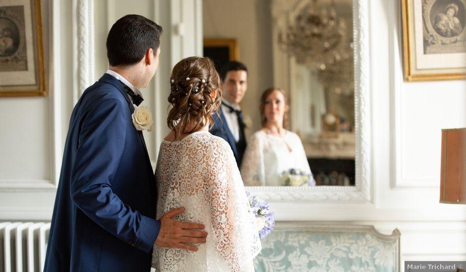 Le mariage de Sylvain et Laurence à Roquefort, Gers