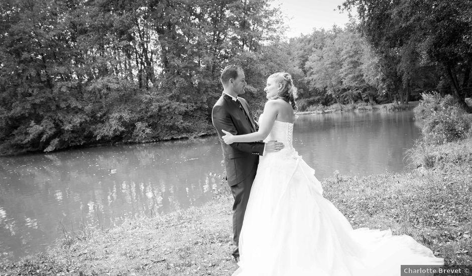 Le mariage de Gaétan et Marjorie à Semons, Isère
