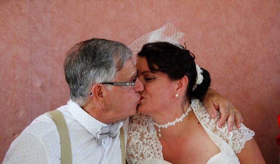 Le mariage de René et Nathalie à Boisney, Eure