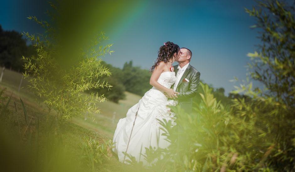 Le mariage de Delphine et David à Boscamnant, Charente Maritime