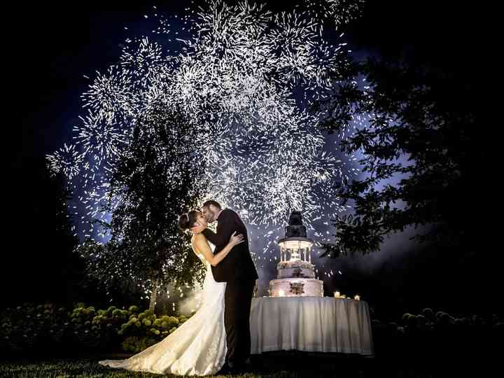 Le mariage de Elsa et David