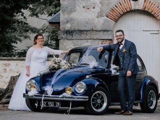 Le mariage de Ingrid et Florian