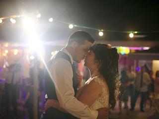 Le mariage de Elodie et Fabien 1