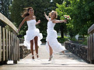 Le mariage de Jessica et Laura