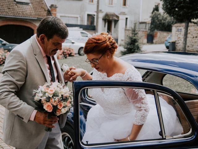 Le mariage de Florian et Ingrid à Épernay, Marne 9
