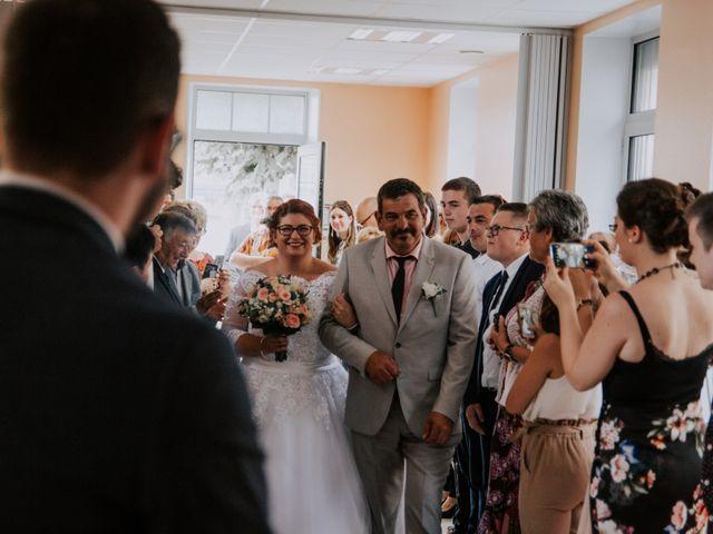 Le mariage de Florian et Ingrid à Épernay, Marne 10