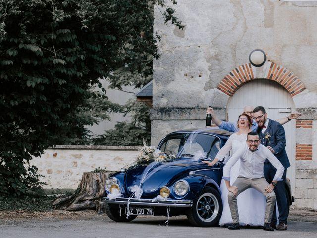 Le mariage de Florian et Ingrid à Épernay, Marne 37