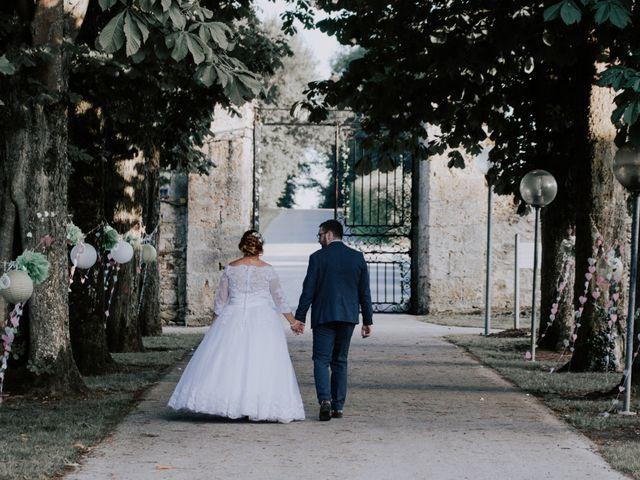Le mariage de Florian et Ingrid à Épernay, Marne 43