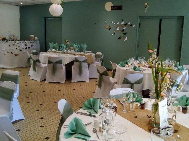 Le mariage de Romain  et Anaïs à Séné, Morbihan 1
