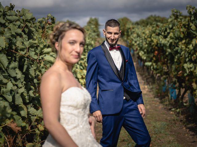 Le mariage de Anthony et Océane à Châteauneuf, Loire 20