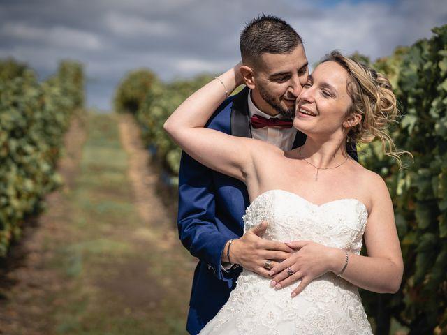 Le mariage de Anthony et Océane à Châteauneuf, Loire 22