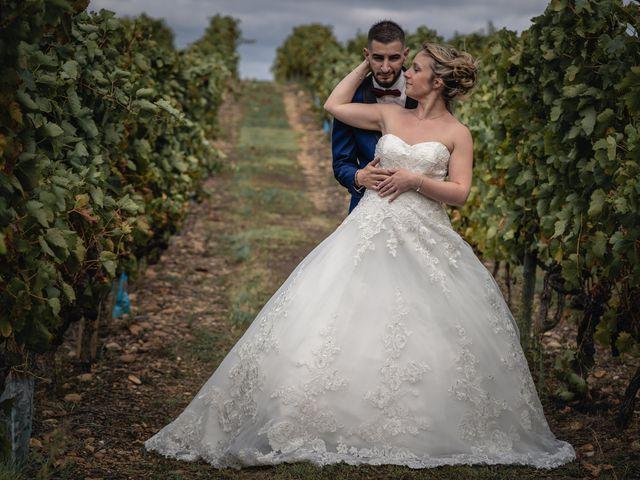 Le mariage de Anthony et Océane à Châteauneuf, Loire 25