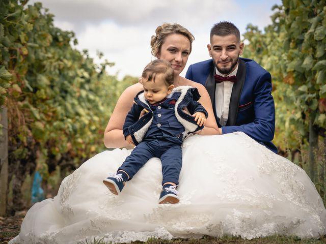 Le mariage de Anthony et Océane à Châteauneuf, Loire 26