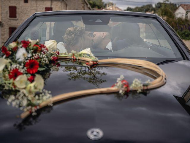 Le mariage de Anthony et Océane à Châteauneuf, Loire 28