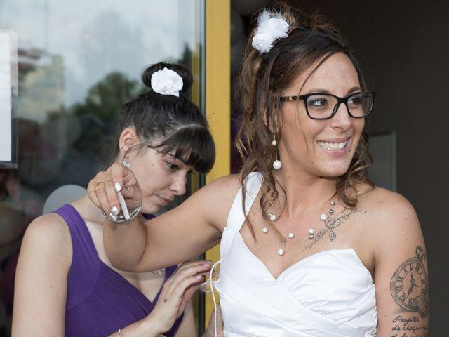 Le mariage de Laura et Jessica à Argentat, Corrèze 29
