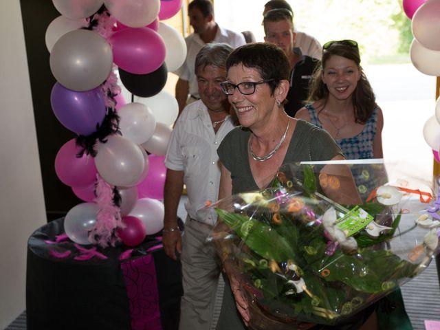 Le mariage de Laura et Jessica à Argentat, Corrèze 33