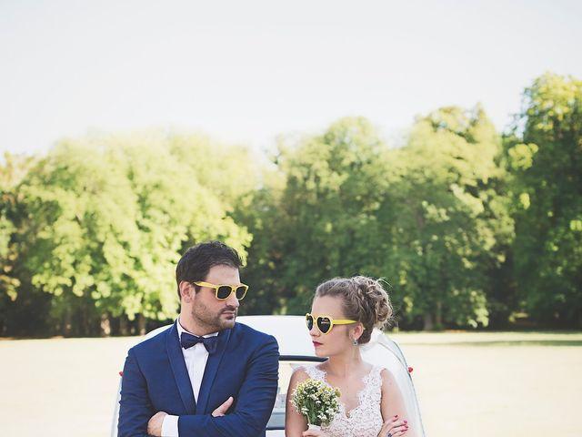 Le mariage de Alexandre et Delphine à Orléans, Loiret 7