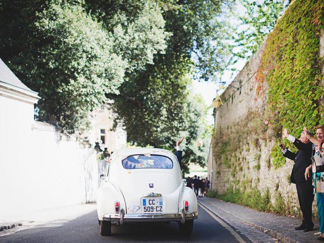 Le mariage de Alexandre et Delphine à Orléans, Loiret 35