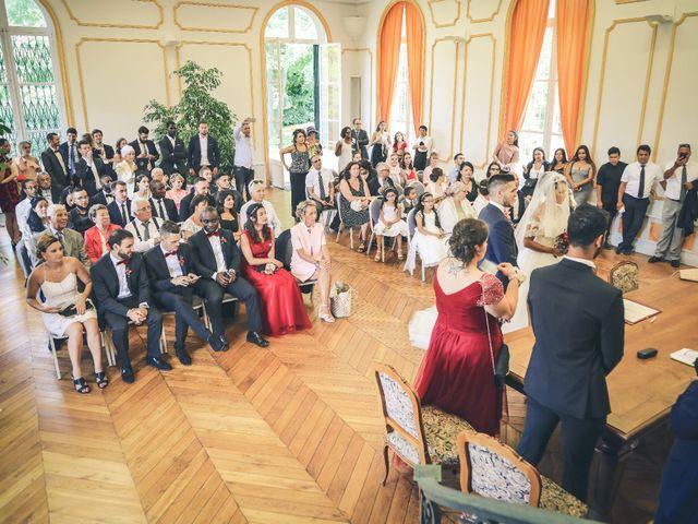 Le mariage de Jérémy et Nabila à Morsang-sur-Orge, Essonne 35