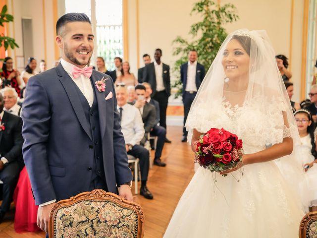 Le mariage de Jérémy et Nabila à Morsang-sur-Orge, Essonne 40