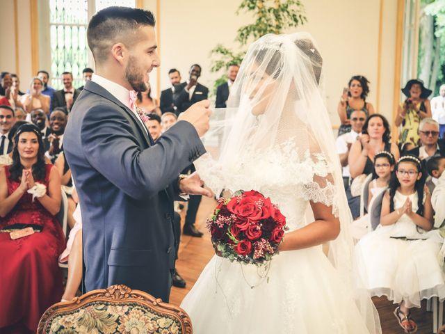 Le mariage de Jérémy et Nabila à Morsang-sur-Orge, Essonne 41
