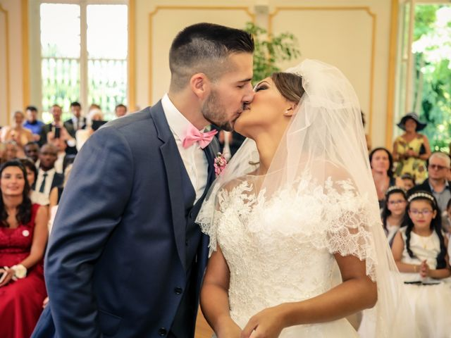 Le mariage de Jérémy et Nabila à Morsang-sur-Orge, Essonne 45