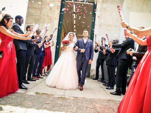 Le mariage de Jérémy et Nabila à Morsang-sur-Orge, Essonne 52