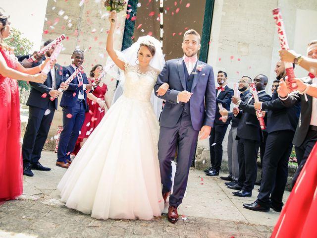 Le mariage de Jérémy et Nabila à Morsang-sur-Orge, Essonne 53