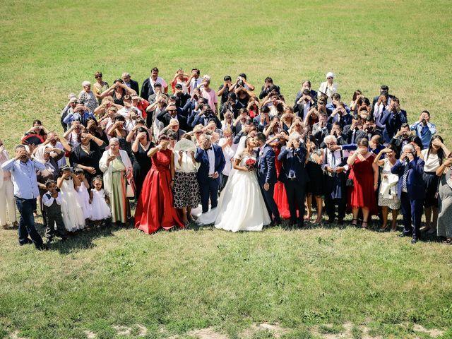 Le mariage de Jérémy et Nabila à Morsang-sur-Orge, Essonne 55
