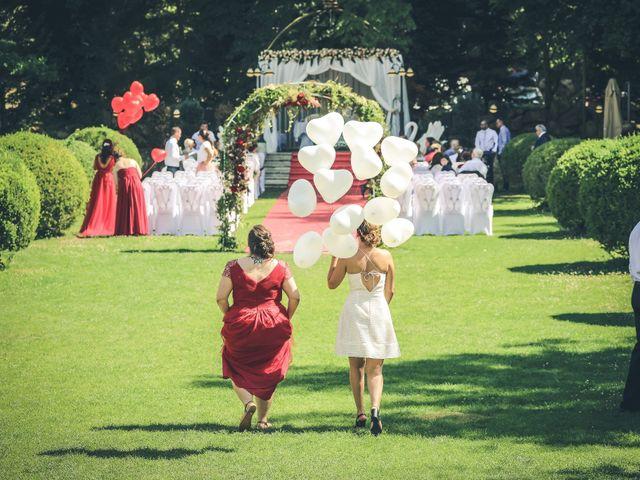 Le mariage de Jérémy et Nabila à Morsang-sur-Orge, Essonne 84