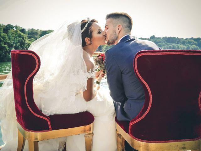 Le mariage de Jérémy et Nabila à Morsang-sur-Orge, Essonne 151