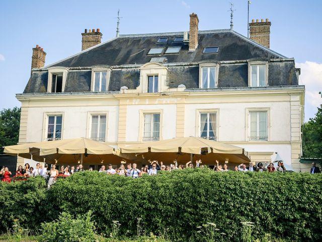 Le mariage de Jérémy et Nabila à Morsang-sur-Orge, Essonne 154
