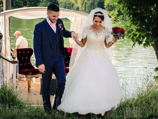 Le mariage de Jérémy et Nabila à Morsang-sur-Orge, Essonne 155