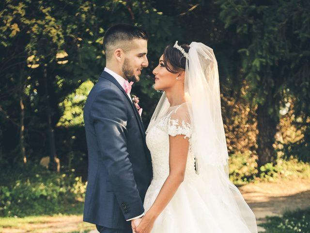 Le mariage de Jérémy et Nabila à Morsang-sur-Orge, Essonne 160