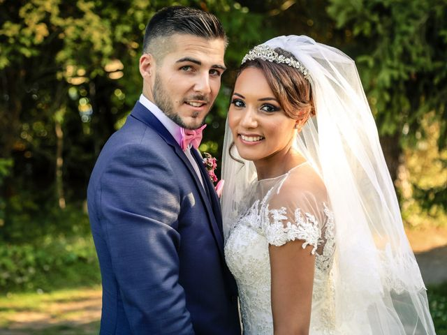 Le mariage de Nabila et Jérémy