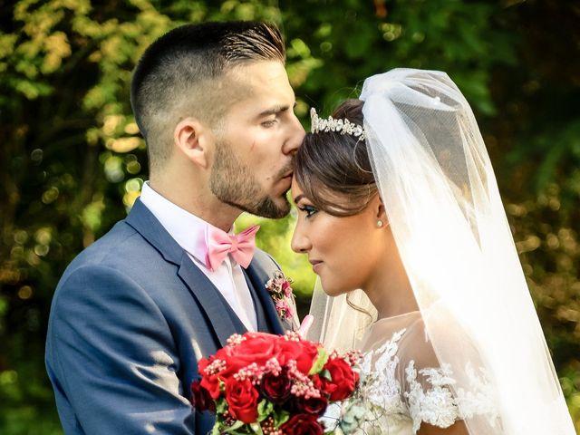Le mariage de Jérémy et Nabila à Morsang-sur-Orge, Essonne 162