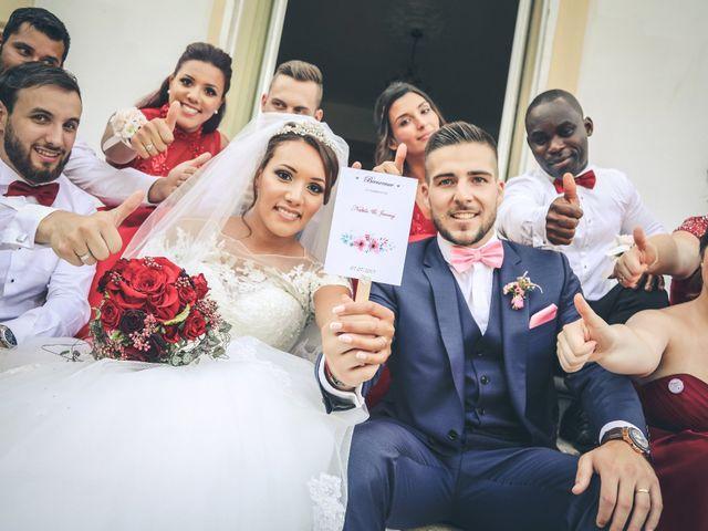Le mariage de Jérémy et Nabila à Morsang-sur-Orge, Essonne 172