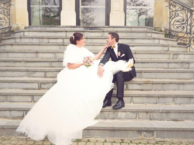 Le mariage de Fabien et Audrey à Beuvrages, Nord 2