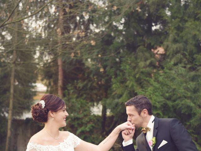 Le mariage de Fabien et Audrey à Beuvrages, Nord 9