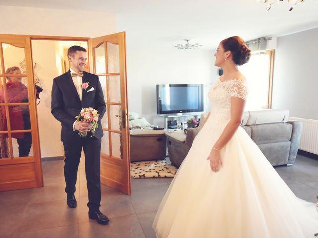Le mariage de Fabien et Audrey à Beuvrages, Nord 14