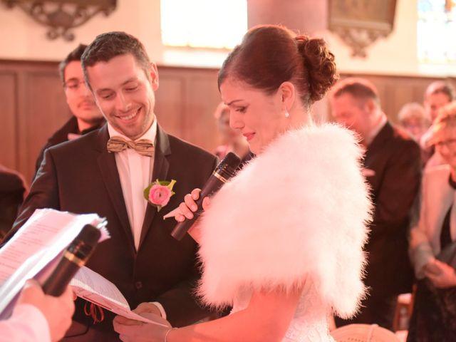Le mariage de Fabien et Audrey à Beuvrages, Nord 17