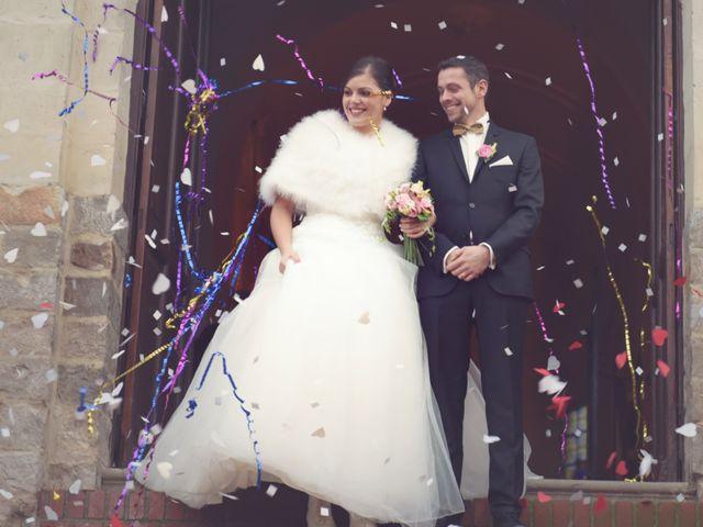 Le mariage de Fabien et Audrey à Beuvrages, Nord 18