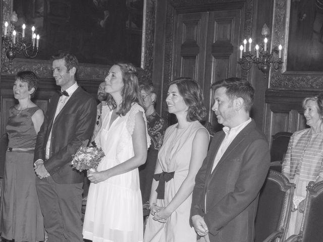 Le mariage de David et Maria à Saint-Denis-d'Orques, Sarthe 2