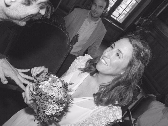 Le mariage de David et Maria à Saint-Denis-d'Orques, Sarthe 5