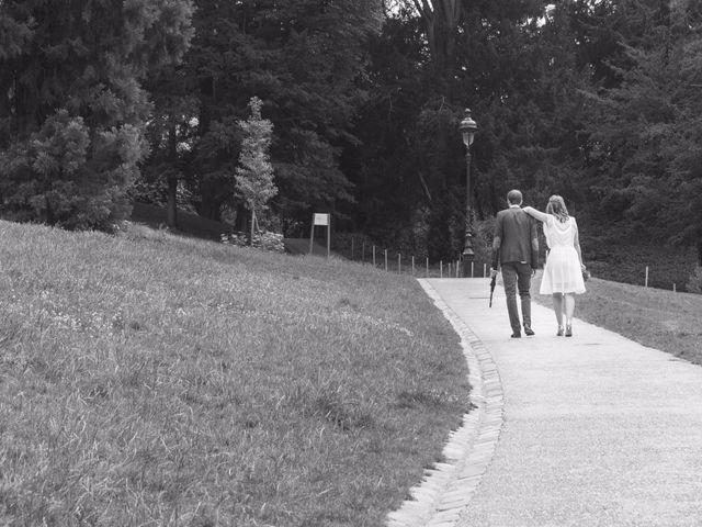 Le mariage de David et Maria à Saint-Denis-d'Orques, Sarthe 13