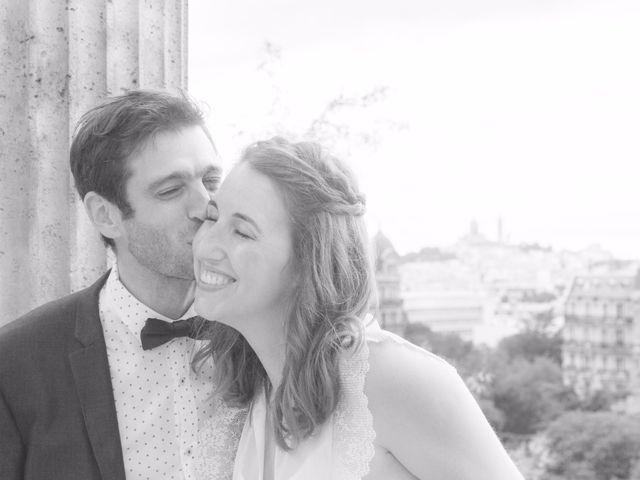 Le mariage de David et Maria à Saint-Denis-d'Orques, Sarthe 16